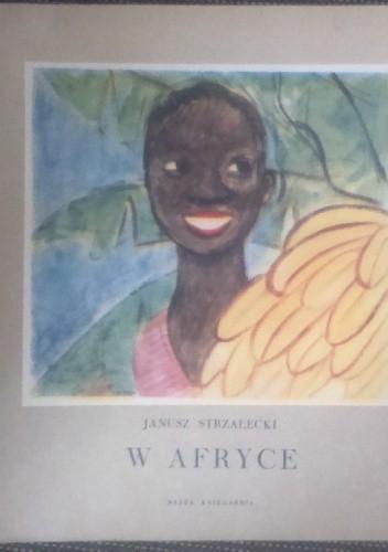 Okładka książki W Afryce