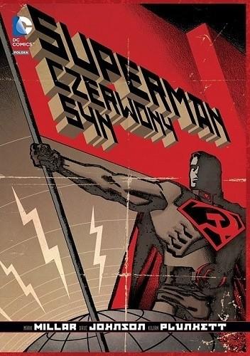 Okładka książki Superman: Czerwony syn