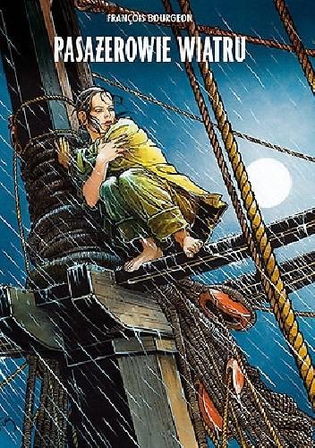 Okładka książki Pasażerowie wiatru. Cykl pierwszy