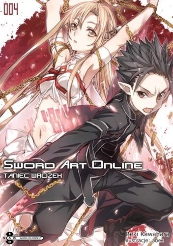 Okładka książki Sword Art Online 04 - Taniec wróżek