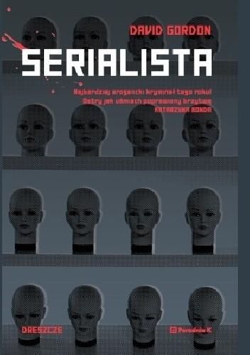 Okładka książki Serialista