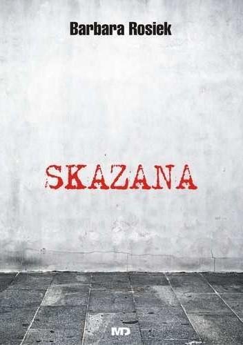 Okładka książki Skazana
