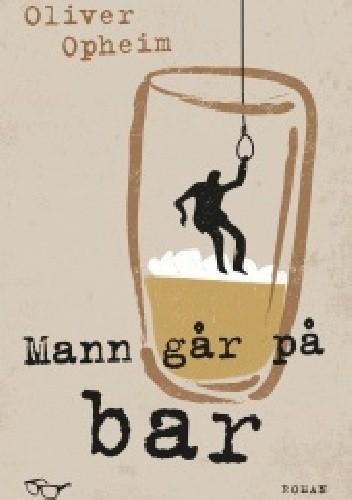 Okładka książki Mann går på bar