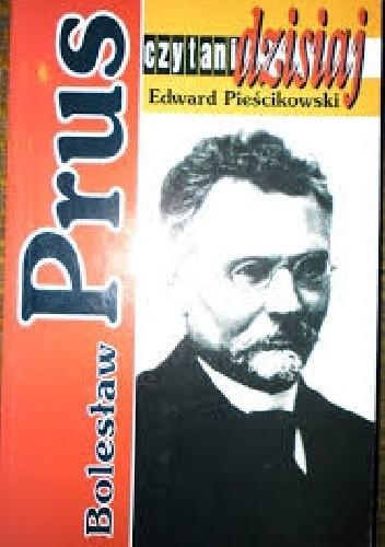 Okładka książki Bolesław Prus