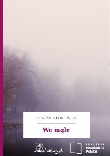 Okładka książki We mgle