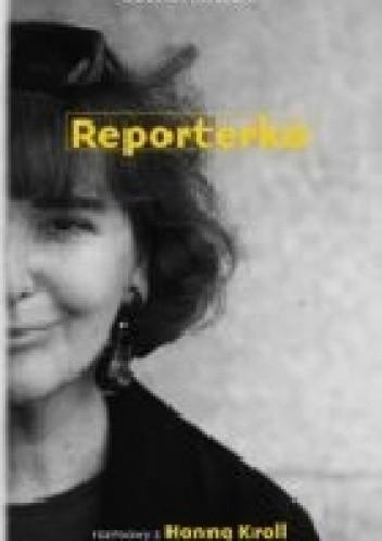 Okładka książki Reporterka