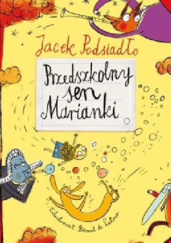 Okładka książki Przedszkolny sen Marianki