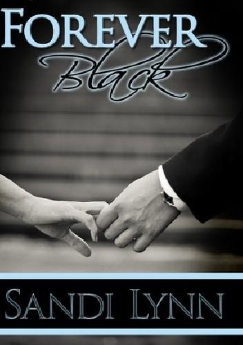 Okładka książki Forever black