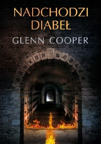 Okładka książki Nadchodzi diabeł