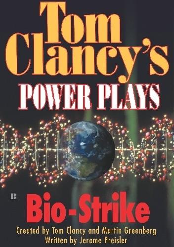 Okładka książki Bio-Strike