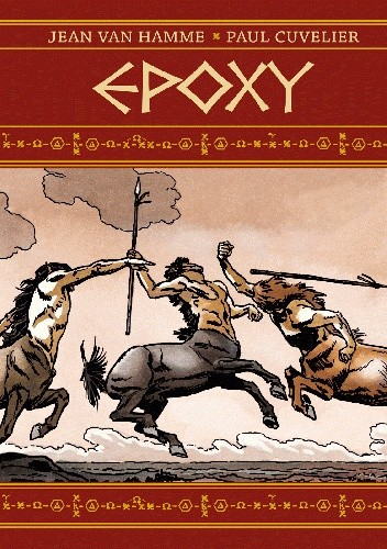 Okładka książki Epoxy
