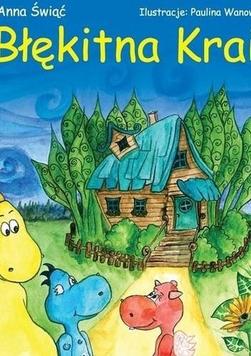 Okładka książki Błękitna Kraina