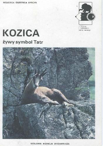 Okładka książki Kozica. Żywy symbol tatr