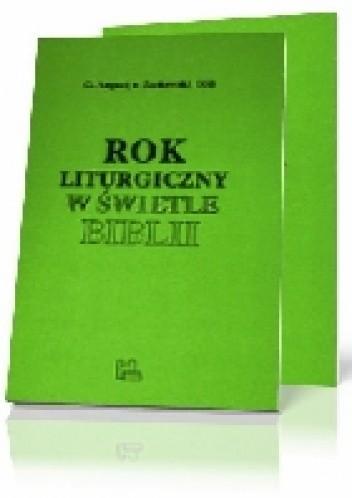 Okładka książki Rok liturgiczny w świetle Biblii