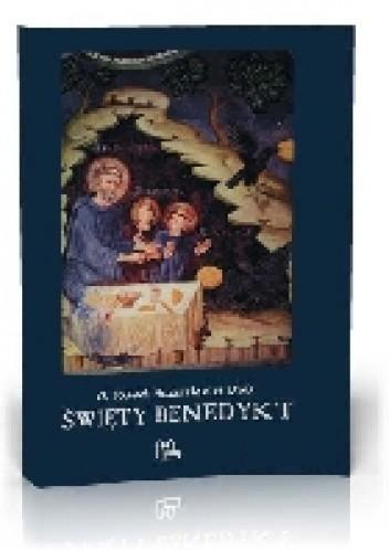 Okładka książki Święty Benedykt