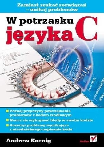 Okładka książki W potrzasku języka C