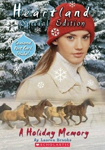Okładka książki Heartland Special Edition: A Holiday Memory