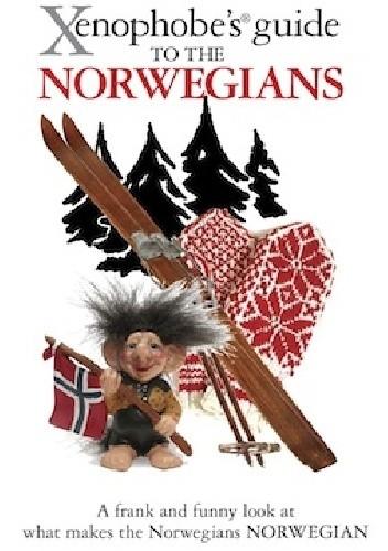 Okładka książki Xenophobe's guide to the Norwegians