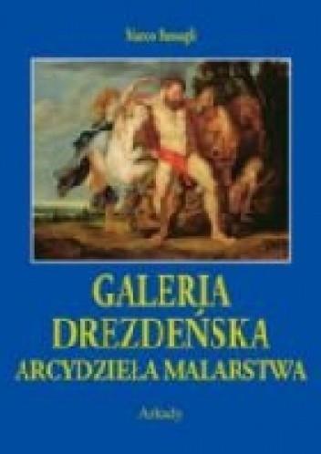 Okładka książki Galeria Drezdeńska