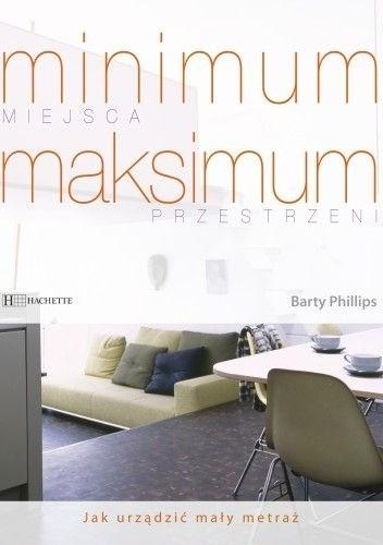 Okładka książki Minimum miejsca maksimum przestrzeni