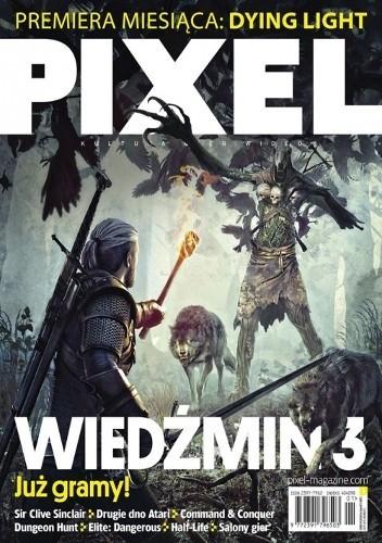 Okładka książki Pixel nr 1 (02/2015)