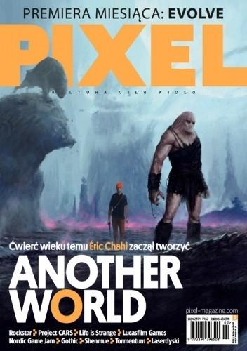 Okładka książki Pixel nr 2 (03/2015)