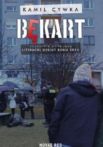 Okładka książki Bękart