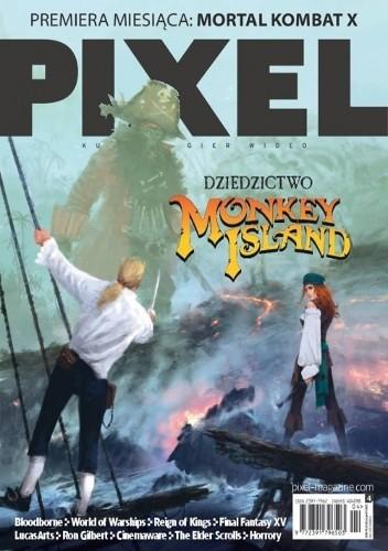 Okładka książki Pixel nr 4 (05/2015)