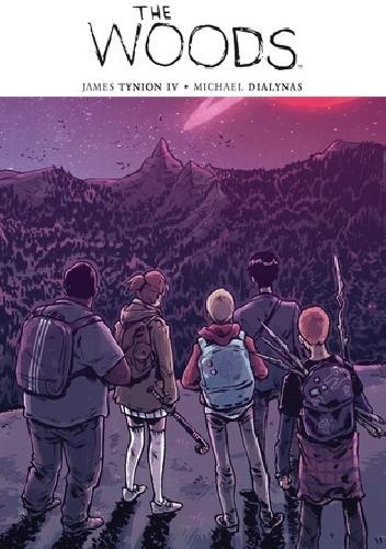 Okładka książki The Woods vol. 1