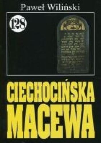 Okładka książki Ciechocińska macewa