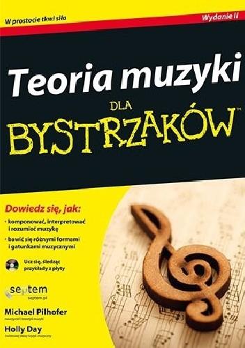 Okładka książki Teoria muzyki dla bystrzaków