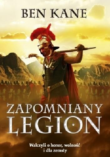 Okładka książki Zapomniany Legion