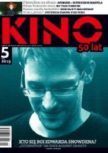 Okładka książki Kino, nr 5 / maj 2015