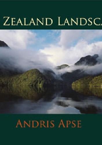 Okładka książki New Zealand Landscapes