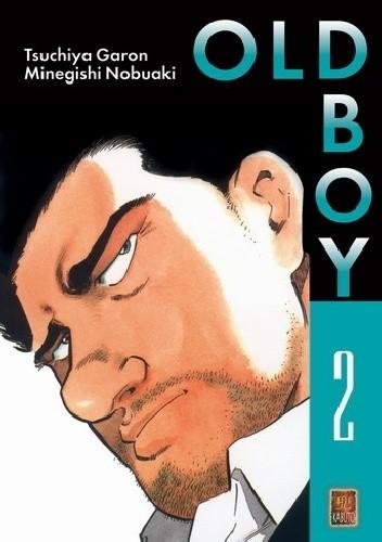 Okładka książki Old Boy tom 2