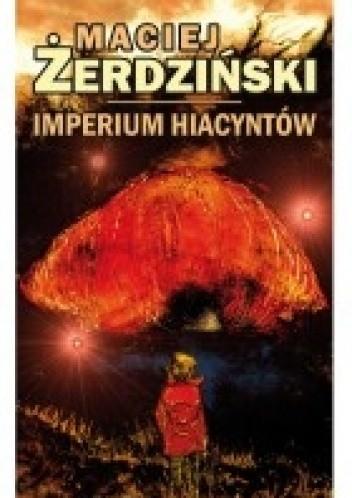 Okładka książki Imperium hiacyntów