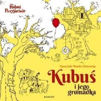 Okładka książki Kubuś i jego gromadka