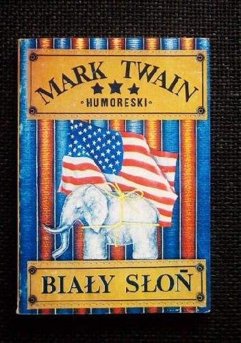 Okładka książki Biały słoń