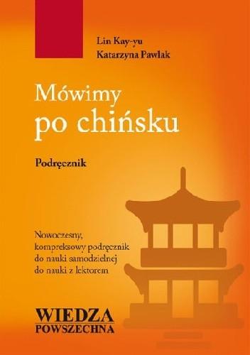 Okładka książki Mówimy po chińsku