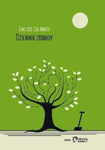 Okładka książki Dziennik zdrady