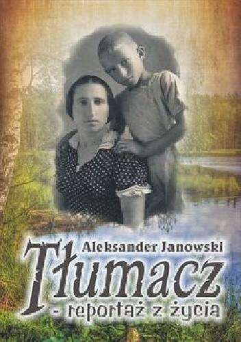 Okładka książki Tłumacz – reportaż z życia