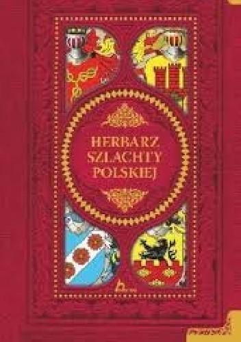 Okładka książki Herbarz szlachty polskiej