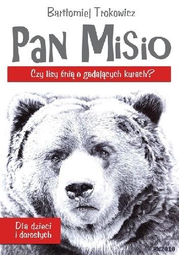 Okładka książki Pan Misio