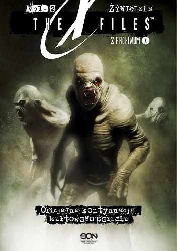 Okładka książki Z Archiwum X: Żywiciele