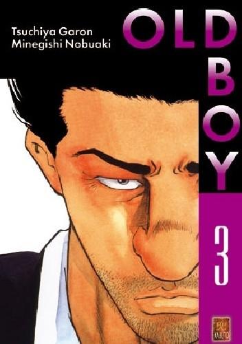 Okładka książki Old Boy tom 3