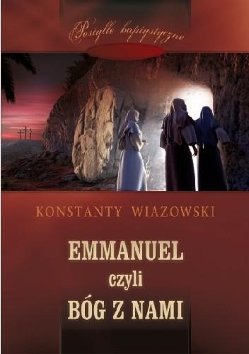 Okładka książki Emmanuel czyli Bóg z nami