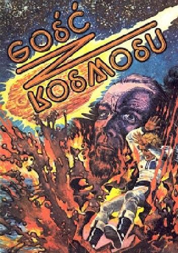 Okładka książki Gość z kosmosu