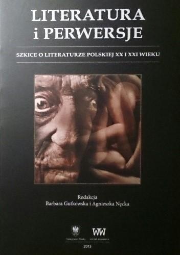 Okładka książki Literatura i perwersje