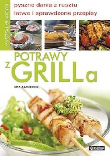 Okładka książki Kuchnia polska. Potrawy z grilla