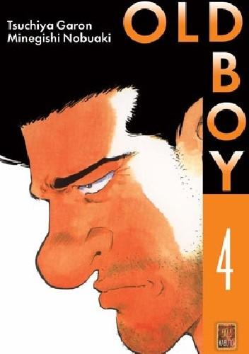 Okładka książki Old Boy tom 4